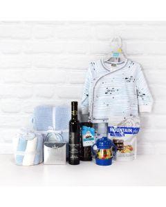 Chocolates & Wine Baby Gift Basket, wine gift baskets, baby gifts, gift baskets