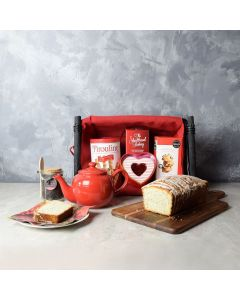 Rosedale Tea Time Gift Basket