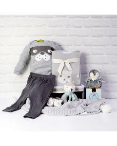 BABY'S BEDTIME GIFT SET, baby gift hamper, newborns, new parents