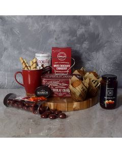 Muffin & Chocolate Delight Gift Set