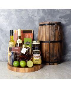 Candied Salmon & Wine Gift Set, wine gift baskets, gourmet gift baskets, gift baskets, gourmet gifts