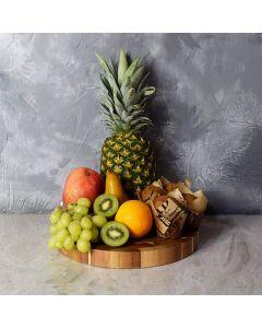 """""""Get Well"""" Fruit Basket"""