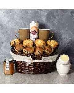 Morning Glory Muffin Platter Set