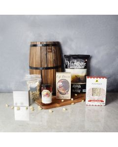 Gourmet Snack Attack Gift Set, gourmet gift baskets, gift baskets, gourmet gifts