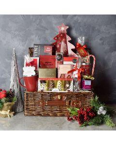 Have A Chocolatey Christmas Basket
