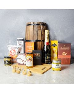 Spectacular Champagne Set, champagne gift baskets, gourmet gift baskets, gift baskets, gourmet gifts