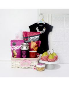 DAUGHTERS ARE THE BEST GIFT BASKET, baby girl gift basket,, welcome home baby gifts, new parent gifts