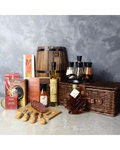 Mediterranean Feast Gourmet Gift Set, gourmet gift baskets, gift baskets, gourmet gifts