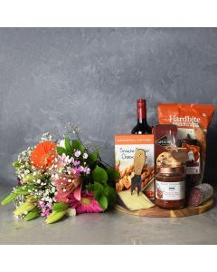 A Cozy Welcome Home Gift Set