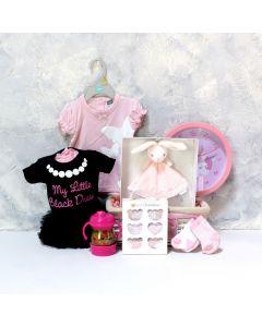 NEW ARRIVAL BABY GIRL GIFT SET, baby girl gift hamper, newborns, new parents