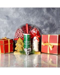 Simply Sweet Holiday Basket