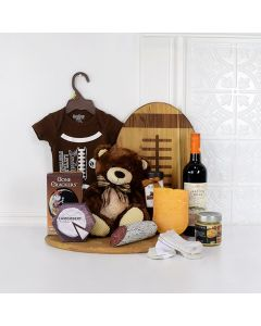 OH-SO-ADORABLE BABY GIFT SET, baby gift basket, welcome home baby gifts, new parent gifts