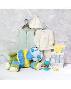 Sweet Dreams Baby Gift Basket