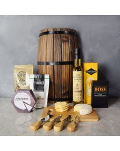Gourmet Cheese & Kitchen Gift Set, gourmet gift baskets, gift baskets, gourmet gifts