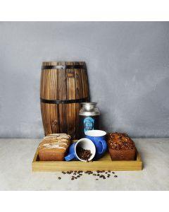 Banana & Lemon Loaf Coffee Gift Set, gourmet gift baskets, gourmet gifts, gifts