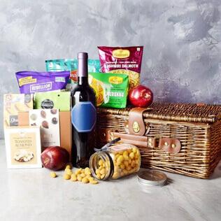 Diwali Gift Basket With Sparkling Gifts & Goodies Rhode Island