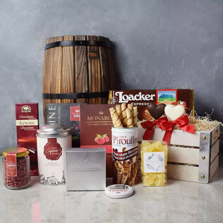 All Things Chocolate Gift Basket Rhode Island