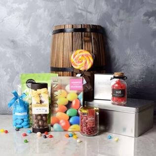Candy Paradise Gift Basket Rhode Island