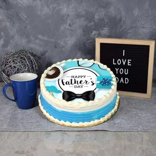 Dapper & delicious Fathers Day Cake Rhode Island