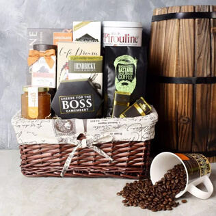 Forest Hill Coffee & Snack Basket Rhode Island