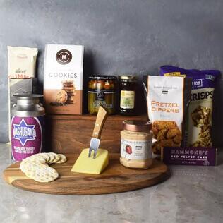 Basket Of Kosher Treats Rhode Island