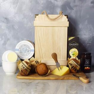 A Simple Morning Gourmet Gift Set Rhode Island