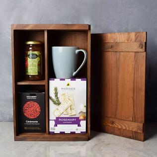 Kosher Teatime For One Gift Box Manchester
