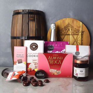 Prestigious Rosh Hashanah Chocolate Gift Set Rhode Island