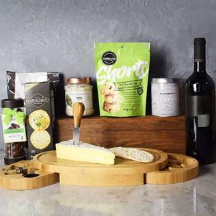 Kosher Wine & Cheese Party Crate Rhode Island