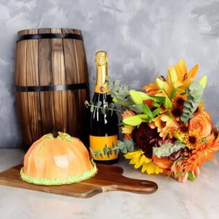 Festive Fall Harvest Gift Set Rhode Island