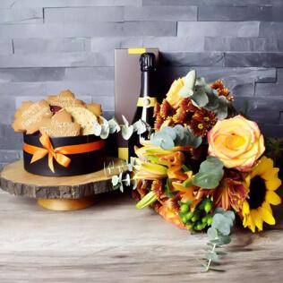 Thanksgiving Celebration Basket Rhode Island