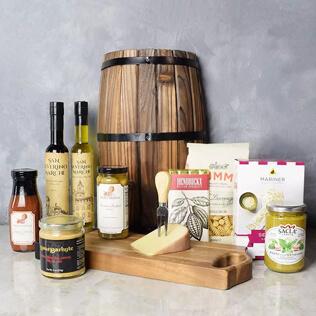Sweet & Zesty Treats Gift Set Rhode Island