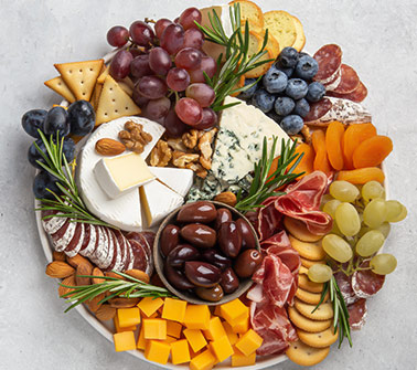 Cheese & Charcuterie Gift Baskets Delivered to Rhode Island
