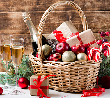 Christmas Gift Baskets Delivered to Rhode Island