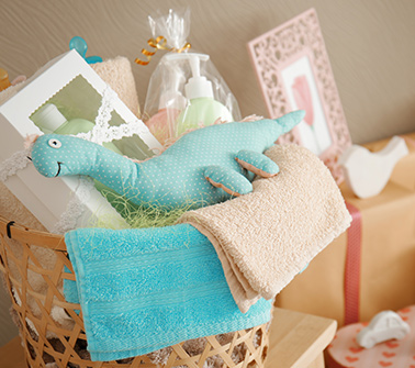 Custom Baby  Gift Baskets Delivered to Rhode Island