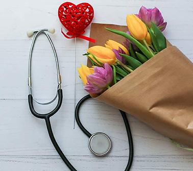 Nurses Week Gift Baskets Delivered to Rhode Island