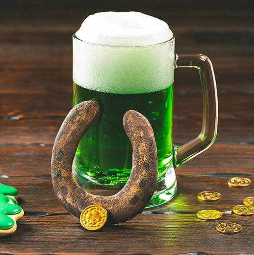 Our St. Patrick's Day Gift Ideas for Mom & Dad