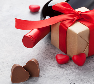 Valentine's Gift Baskets Delivered to Rhode Island