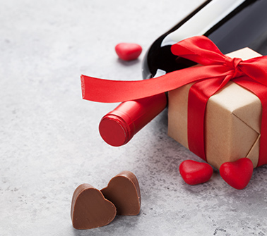 Wine & Chocolate Gift Baskets Delivered to Rhode Island